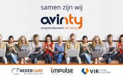 Avinty, een nieuwe naam in de zorgmarkt