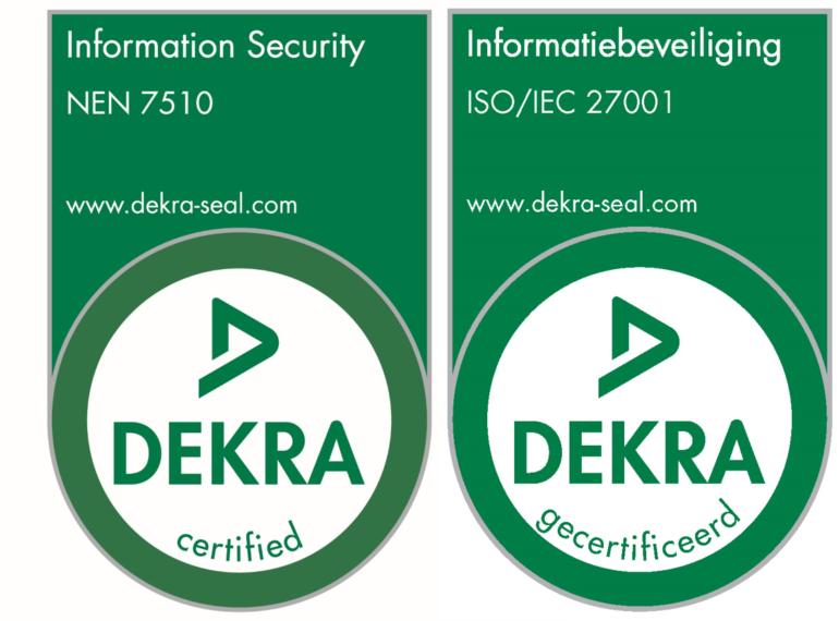Impulse Info Systems wederom ISO9001, ISO27001 en NEN7510 gecertificeerd!